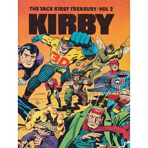 Jack-Kirby-Treasury-TPB---Volume-2