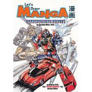Let-s-Draw-Manga---Transforming-Robots-
