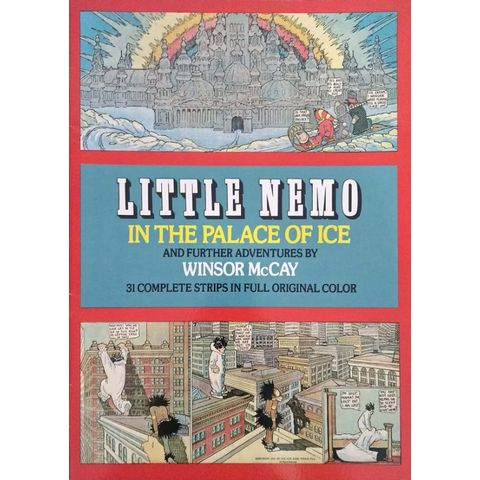 Little-Nemo-In-The-Palace-Of-Ice-TPB-