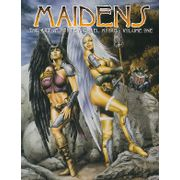 Maidens---The-Art-Of-Monte-Michael-Moore-TPB---Volume-1