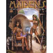Maidens---The-Art-Of-Monte-Michael-Moore-TPB---Volume-2