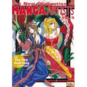 New-Generation-Of-Manga-Artists-TPB---Volume-5