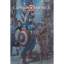 Captain-America---Red-White-And-Blue-HC-