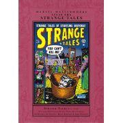 Marvel-Masterworks---Atlas-Era---Strange-Tales-HC---Volume-2-