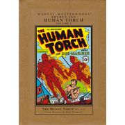 Marvel-Masterworks---Golden-Age---Human-Torch-HC---Volume-1