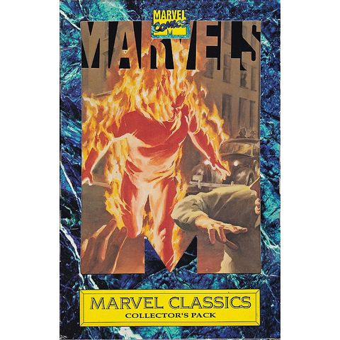 Marvels-TPB---Volume-1---Collector-s-Pack