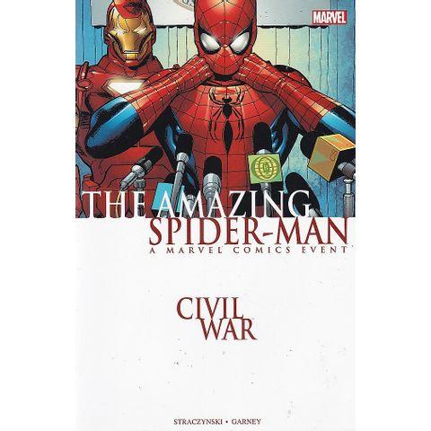 Civil-War---Amazing-Spider-Man-TPB-