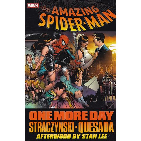 Spider-Man---One-More-Day-TPB-