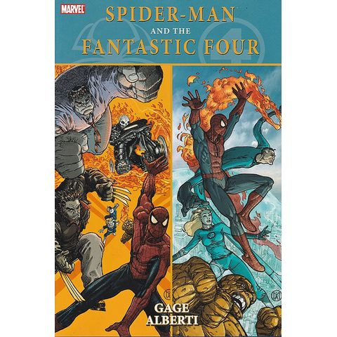 Spider-Man-And-The-Fantastic-Four-HC-