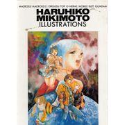 Haruhiko-Mikimoto-Illustrations--art-book-