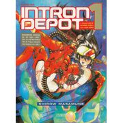 Intron-Depot-1--Masamune-Shirow-Art-Book-