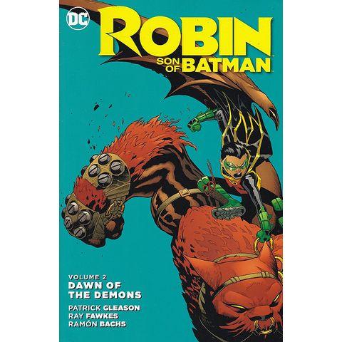 Robin-Son-Of-Batman-TPB---Volume-2