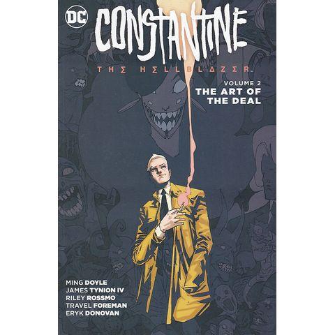 Constantine---The-Hellblazer-TPB---Volume-2