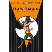DC-Archive-Editions---Hawkman-HC---Volume-2