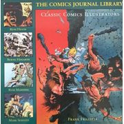 Comics-Journal-Library---Volume-5---Classic-Comics-Illustrator-TPB-