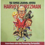 Comics-Journal-Library---Volume-7---Harvey-Kurtzman-TPB-