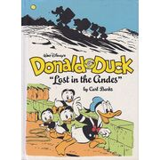 Donald-Duck---Lost-In-The-Andes-HC-1st-Edition