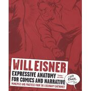 Expressive-Anatomy-For-Comics-And-Narrative-By-Will-Eisner-TPB-