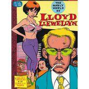 Manly-World-Of-Lloyd-Llewellyn-HC-Limited-Signed-Edition-