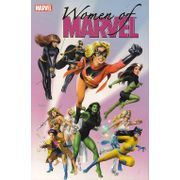 Women-Of-Marvel-TPB---Volume-1