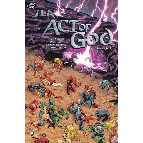 JLA-Act-Of-God-TPB---Volume-1