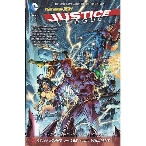 Justice-League-TPB--The-New-52----Volume-2