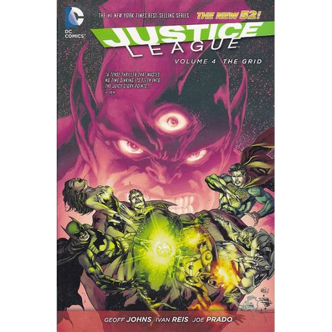 Justice-League-TPB--The-New-52----Volume-4