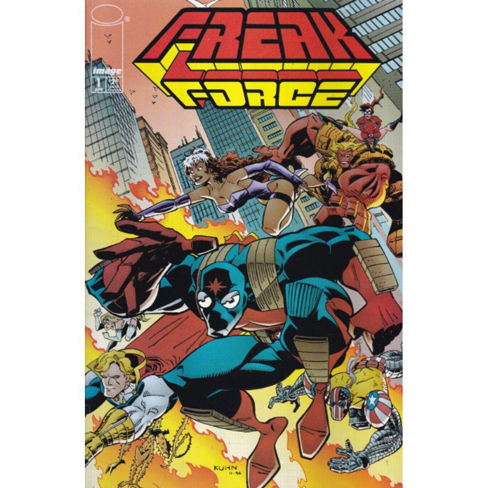 """Resultado de imagem para Freak force"""""""