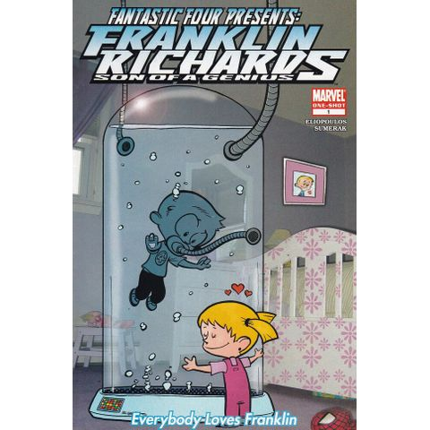 Fantastic-Four-Presents---Franklin-Richards---Son-of-a-Genius---1