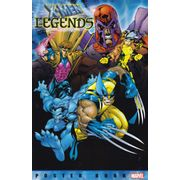 X-Men-Legends-Poster-Book