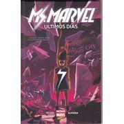 Miss-Marvel---Ultimos-Dias--Capa-Dura-
