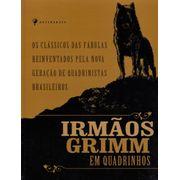 Irmaos-Grimm-em-Quadrinhos