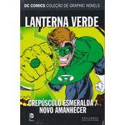 DC-Comics---Colecao-de-Graphic-Novels---30---Lanterna-Verde---Crepusculo-Esmeralda---Novo-Amanhecer-