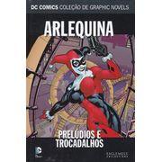 DC-Comics---Colecao-de-Graphic-Novels---31---Arlequina---Preludios-e-Trocadalhos-