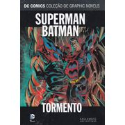 DC-Comics---Colecao-de-Graphic-Novels---46--Superman---Batman---Tormento-