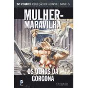 DC-Comics---Colecao-de-Graphic-Novels---47---Mulher-Maravilha---Os-Olhos-da-Gorgona