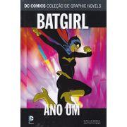 DC-Comics---Colecao-de-Graphic-Novels---48---Batgirl---Ano-Um-