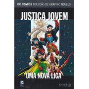 DC-Comics---Colecao-de-Graphic-Novels---49---Justica-Jovem---Uma-Nova-Liga-
