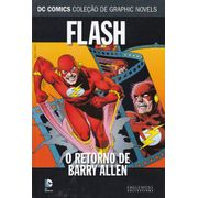 DC-Comics---Colecao-de-Graphic-Novels---50---Flash---O-Retorno-de-Barry-Allen-