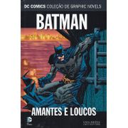 DC-Comics---Colecao-de-Graphic-Novels---51---Batman---Amantes-e-Loucos-