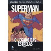 DC-Comics---Colecao-de-Graphic-Novels---57---Superman---O-Legado-das-Estrelas---Parte-1