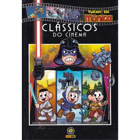 Turma-da-Monica---Classicos-do-Cinema---3--Capa-Dura-