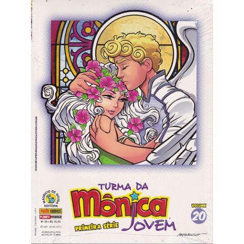 Turma-da-Monica-Jovem---1ª-Serie---Edicao-Encadernada---20