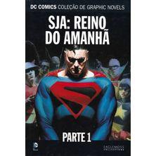 DC-Comics---Colecao-de-Graphic-Novels---Sagas-Definitivas---08---SJA---Reino-do-Amanha---Parte-Um