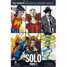 DC-Comics---Colecao-de-Graphic-Novels---Sagas-Definitivas---11---Solo---Parte-Dois