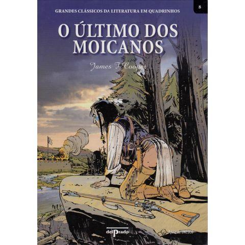 Grandes-Classicos-da-Literatura-em-Quadrinhos-08-O-Ultimo-dos-Moicanos