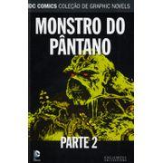 DC-Comics---Colecao-de-Graphic-Novels---67---Monstro-do-Pantano---Parte-Dois
