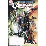 Free-Comic-Book-Day-2009---Avengers---1