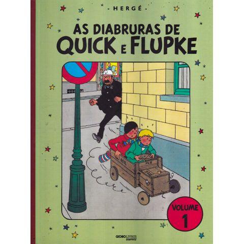 Diabruras-de-Quick-e-Flupke---Volume---1