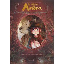 Diarios-de-Amora---Volume---1---O-Zoologico-Petrificado